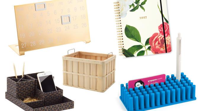2017 organization products