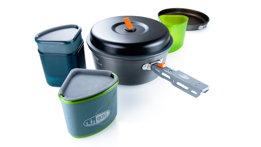 All-in-one cookset