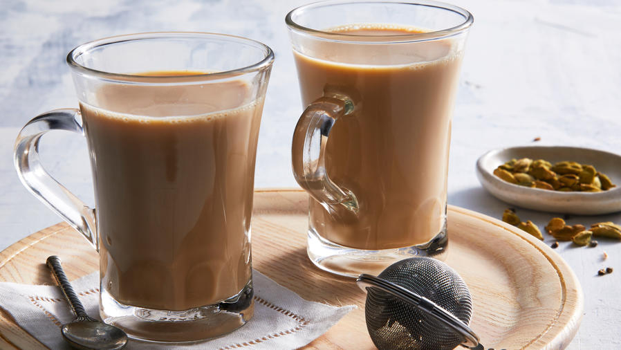 Winter Drinks: Aromatic Ginger Tea