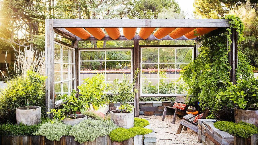 Sunset Makeover 5 Stunning Ideas For Outdoor Rooms