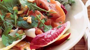 Honey-Thyme Summer Salad