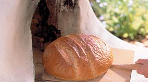 Second-Generation Adobe Oven Bread