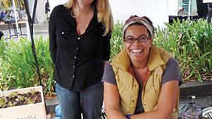 Leslie Bennett and Stefani Bittner