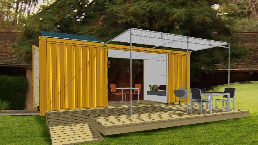 Cargotecture® Idea House