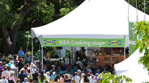 IKEA® Cooking Stage