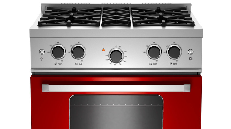 Colorful Kitchen Appliances Trends - Sunset Magazine