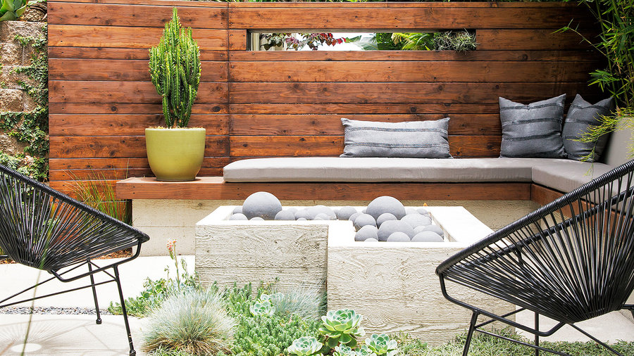 5 Ways a Retaining Wall Can Rescue Your Yard - Sunset ... on Garden Patio Wall Ideas id=19098