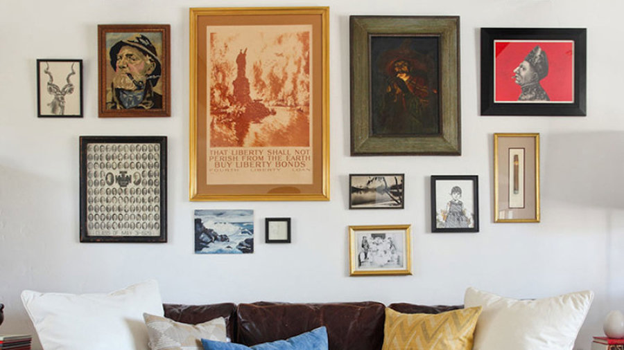 Gallery Wall Styles For Any Space Sunset Magazine
