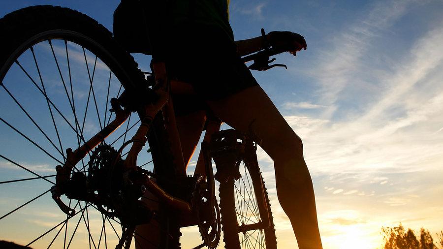 Mountain bike Slickrock