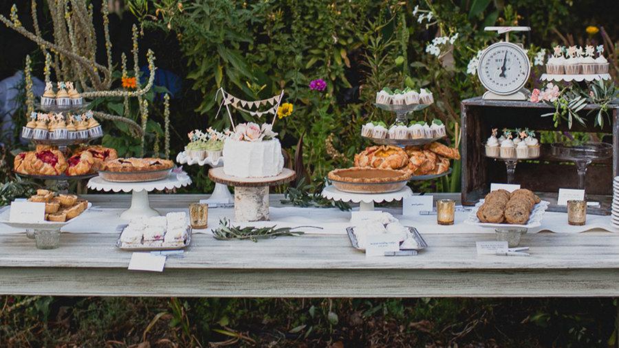9 Creative Wedding Desserts