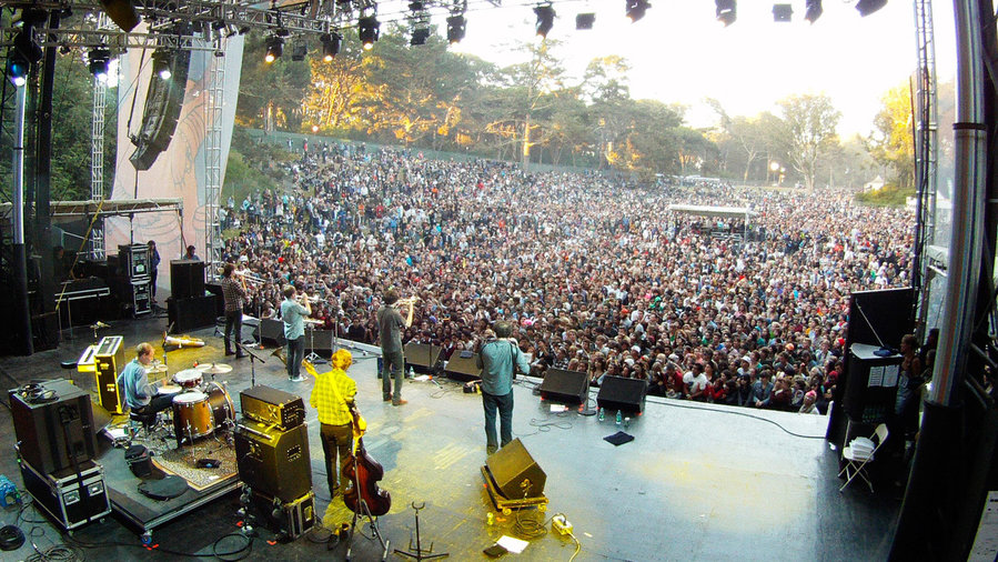 Outside Lands, San Francisco, CA, Aug 10-12