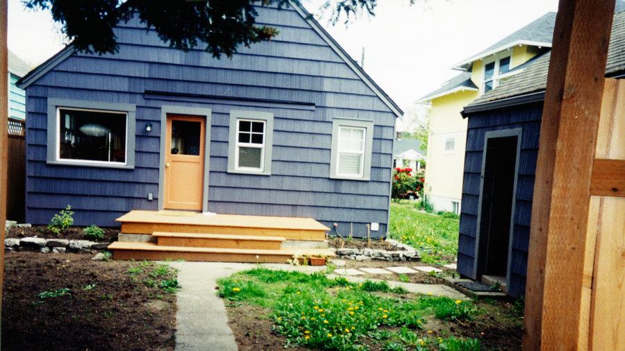 Small House Decorating - Sunset Magazine