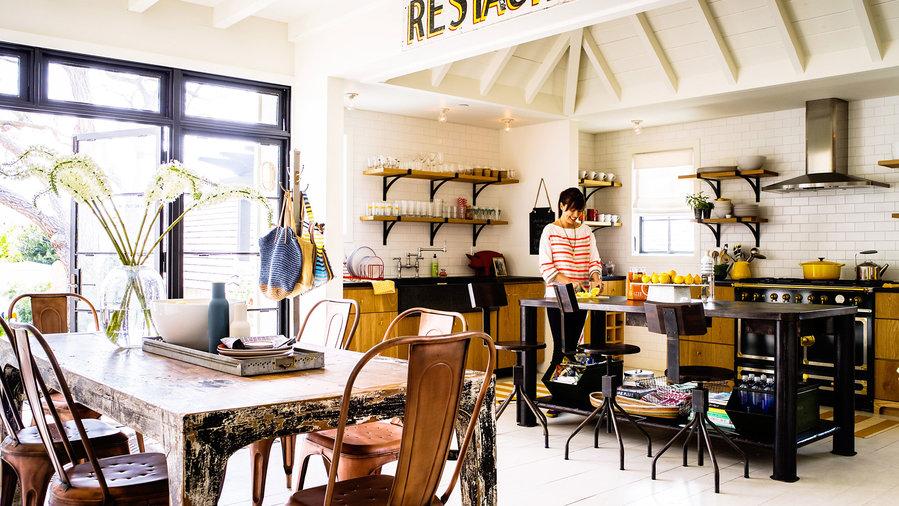 Cool Kitchen Design Ideas ~ Kitchen design ideas sunset sunset magazine