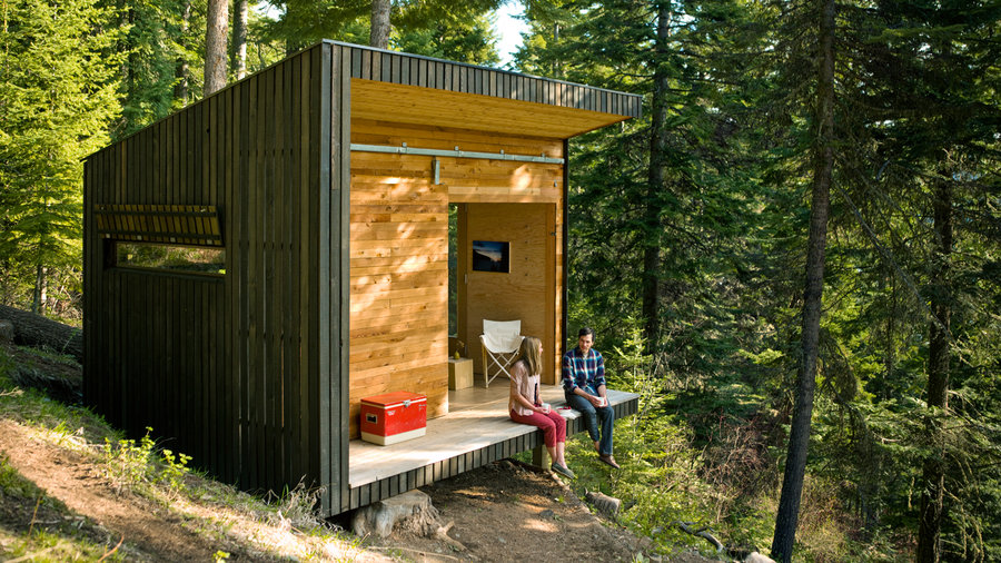 How To Build A Cabin Sunset Magazine
