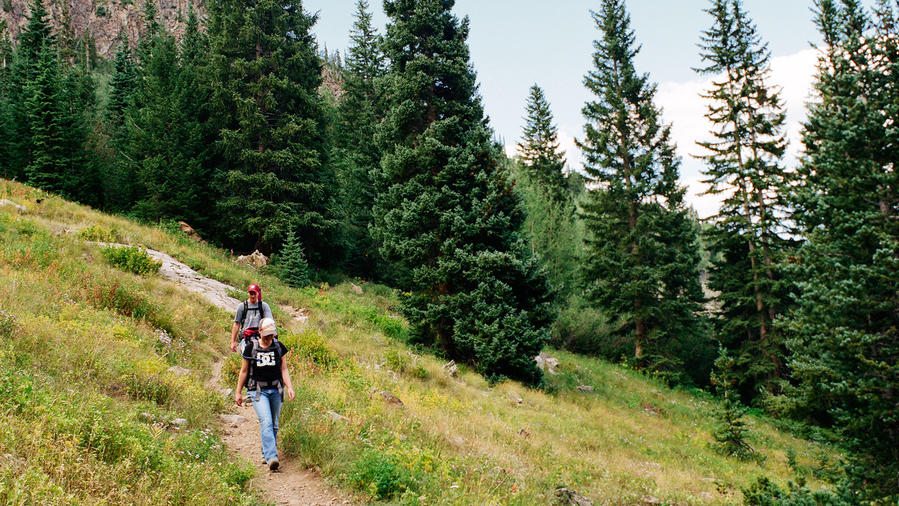 30th birthday trip ideas in the Colorado Rockies
