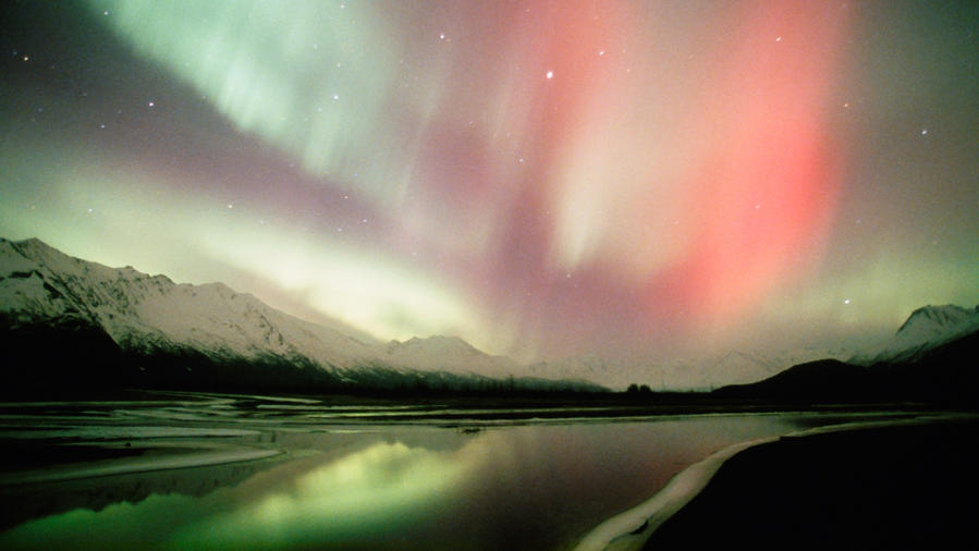 Aurora borealis season heats up