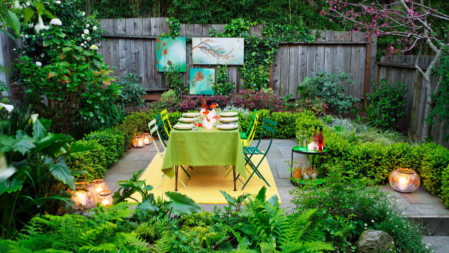 Ideas For Garden Decorations Sunset Magazine