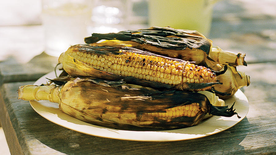 Gourmet camping: Chili Lime Corn on the Cob (0513)