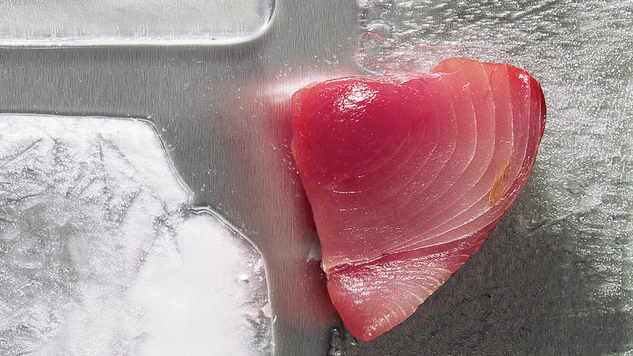 West Coast albacore tuna