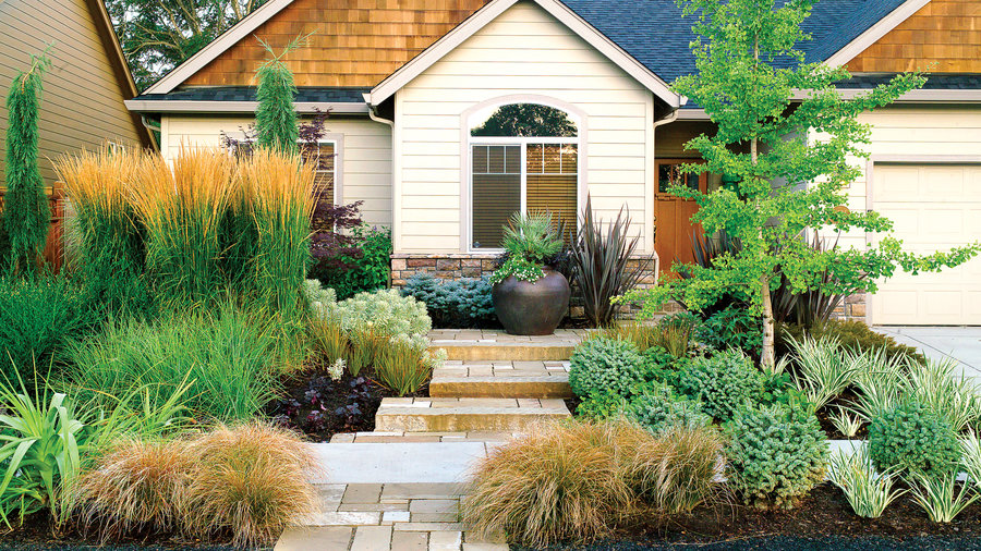 Japanese Garden Design Backyards Courtyards