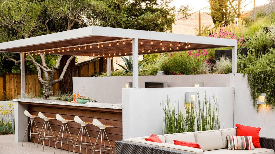 10 Favorite Outdoor Kitchens Sunset Magazine Sunset Magazine