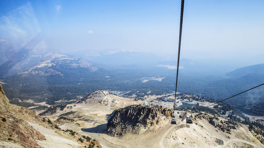 Mammoth Lakes Gondola