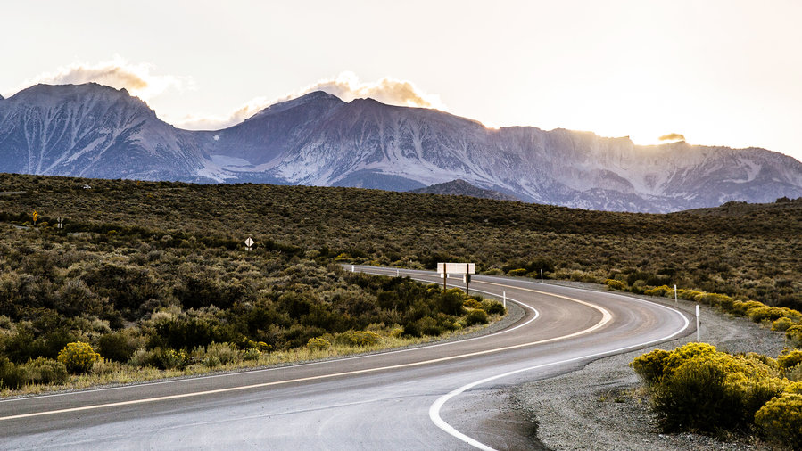 Amazing Eastern Sierra Road Trip