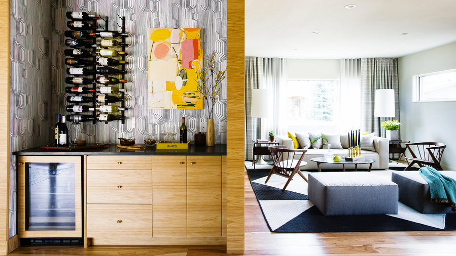 Smart Ideas from a Stunning Mid-Century Modern Remodel - Sunset Magazine