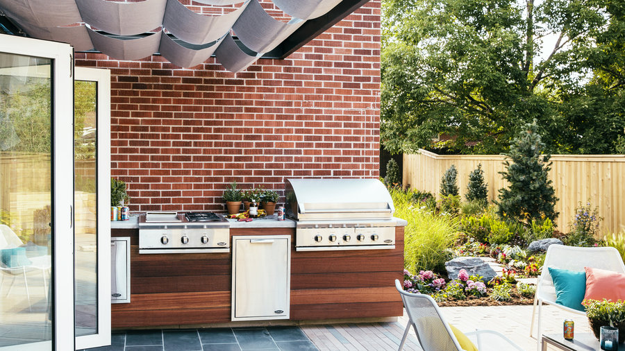 Favorite Outdoor Kitchen Ideas Sunset Magazine