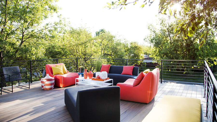 Deck Ideas 40 Ways To Design A Great Backyard Deck Or Patio Sunset Sunset Magazine