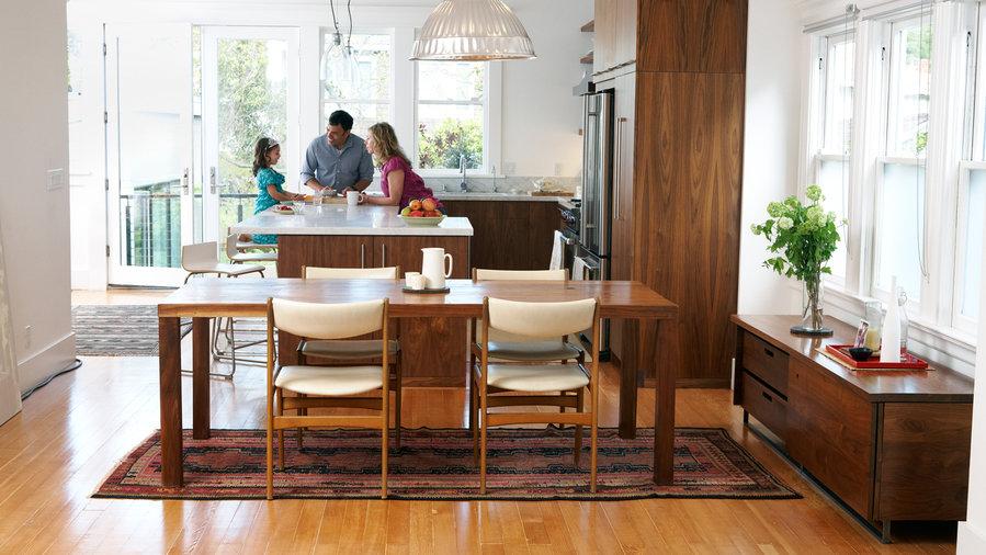 Craftsman Style House Remodel - Sunset Magazine