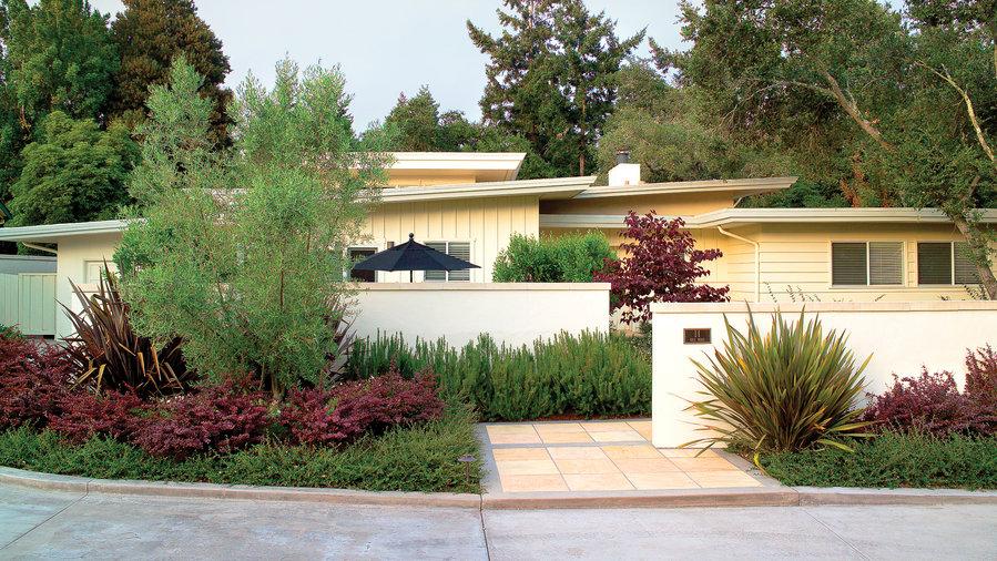 Favorite Front Yard Desgn Ideas - Sunset Magazine