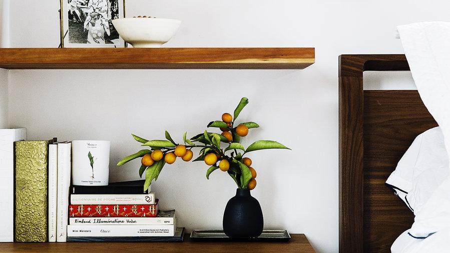 10 Cool Ideas For Floating Shelves Sunset Magazine