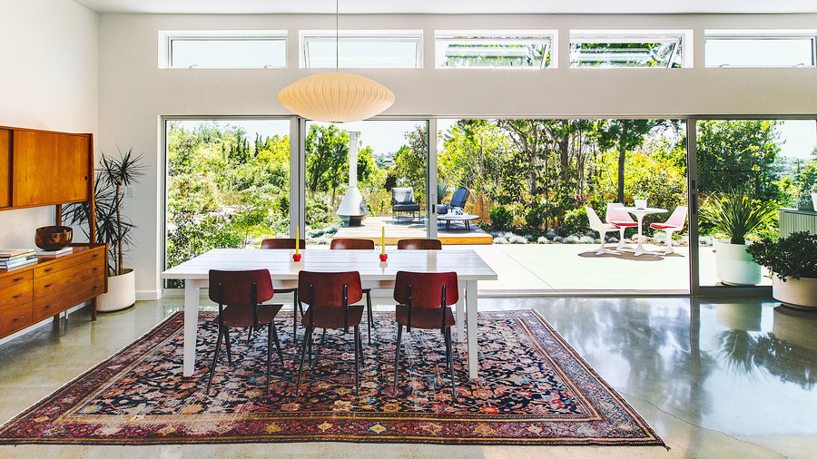 19 Dining Rooms You Can\'t Miss - Sunset Magazine - Sunset Magazine