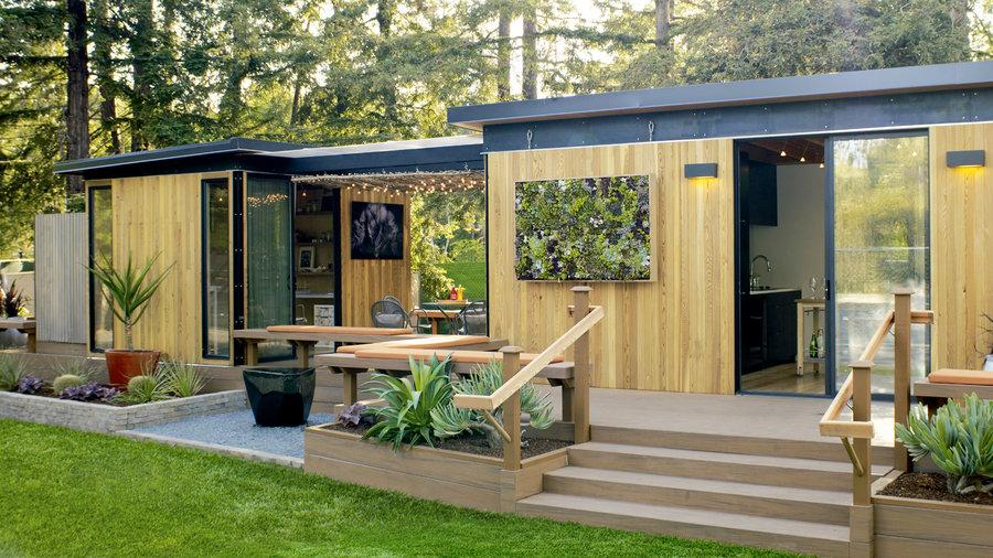 7 Favorite Garden Cottages & Sheds - Sunset Magazine ...