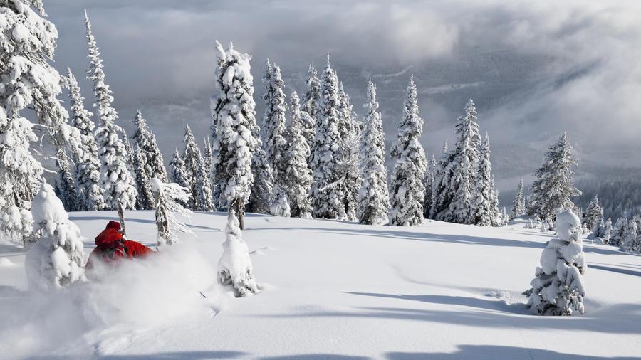 Top 10 Ski Towns