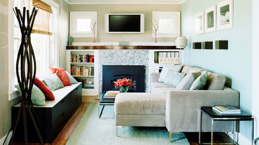 Photo by Daniel Hennessy & Small House Design Ideas - Sunset Magazine
