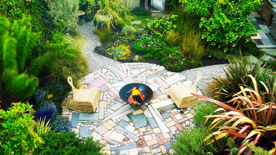 Ideas For Fire Pits Sunset Magazine