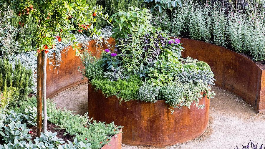 raised garden bed designs  sunset magazine