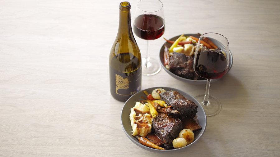 Perfect Food Wine Pairings Sunset Magazine