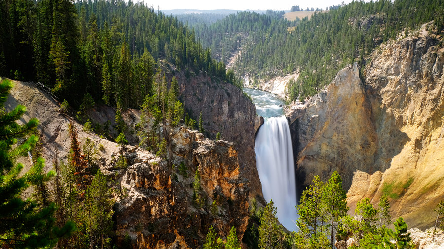 Yellowstone National Park Vitals