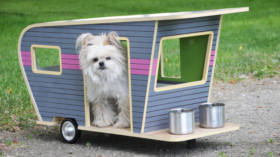 Creative Dog House Designs Sunset Magazine