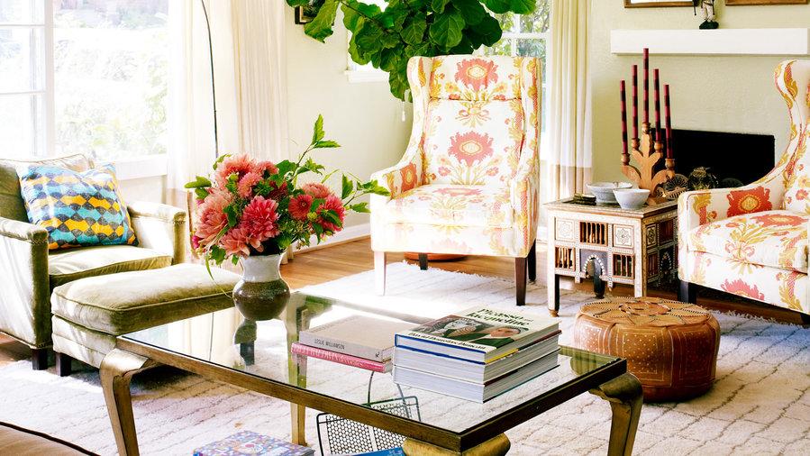 10 Boho & Eclectic Decorating Ideas