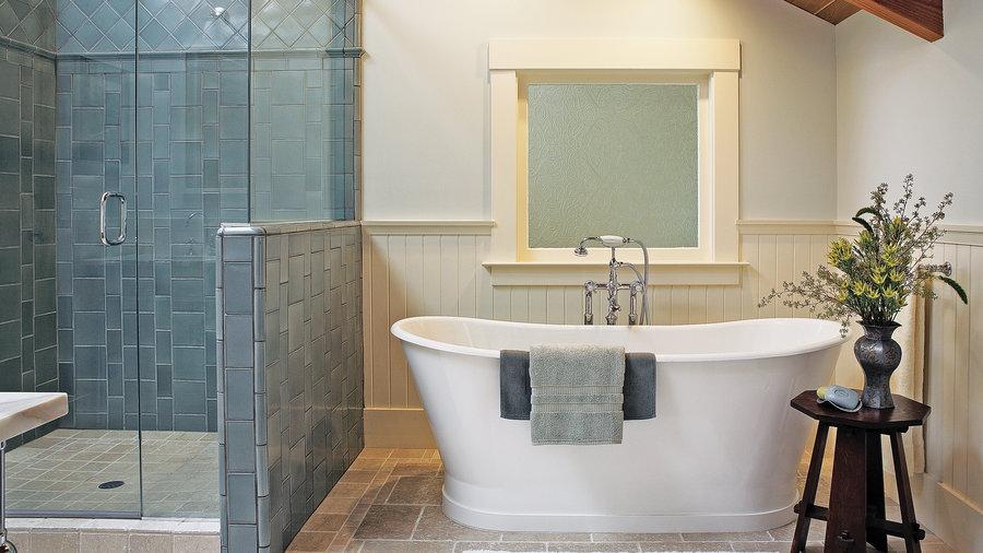 Great Shower Amp Bathtub Designs Sunset Magazine