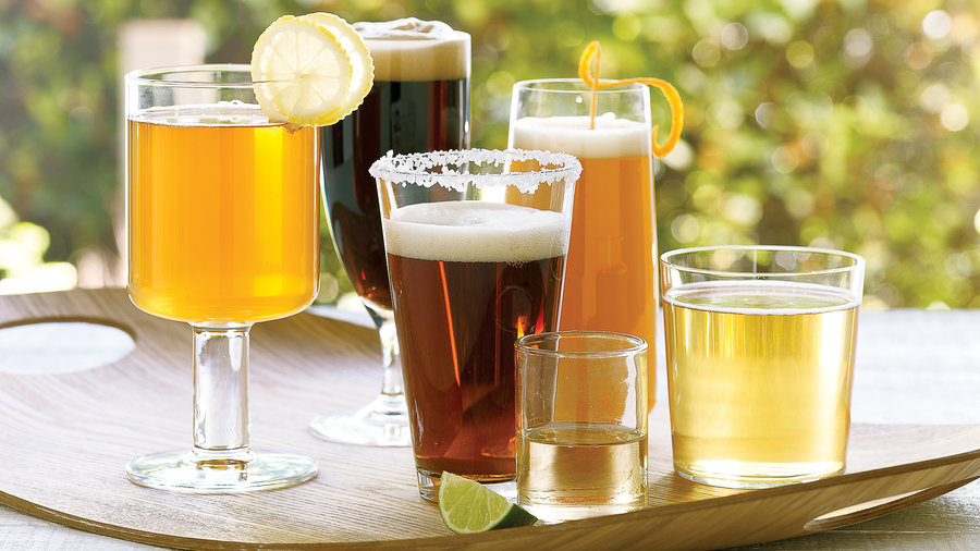 10 Great Beer & Wine Pairings for Summer Foods