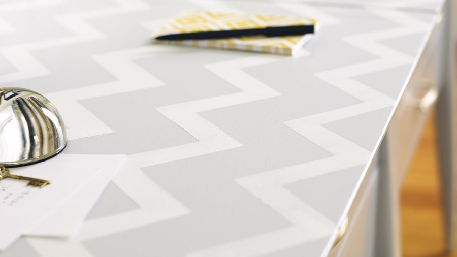 Print our chevron pattern