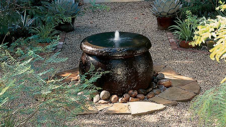 31 Inspiring Garden Fountains Sunset Magazine Sunset