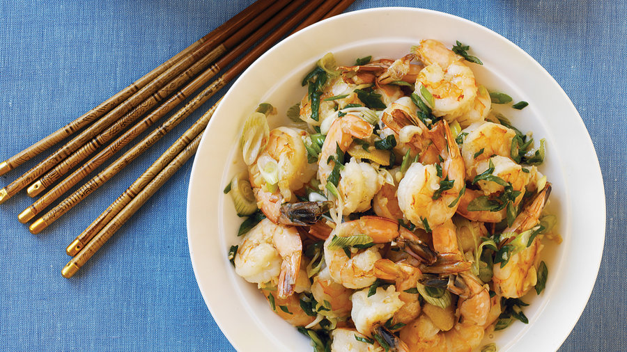 Fast & Fresh Asian Recipes