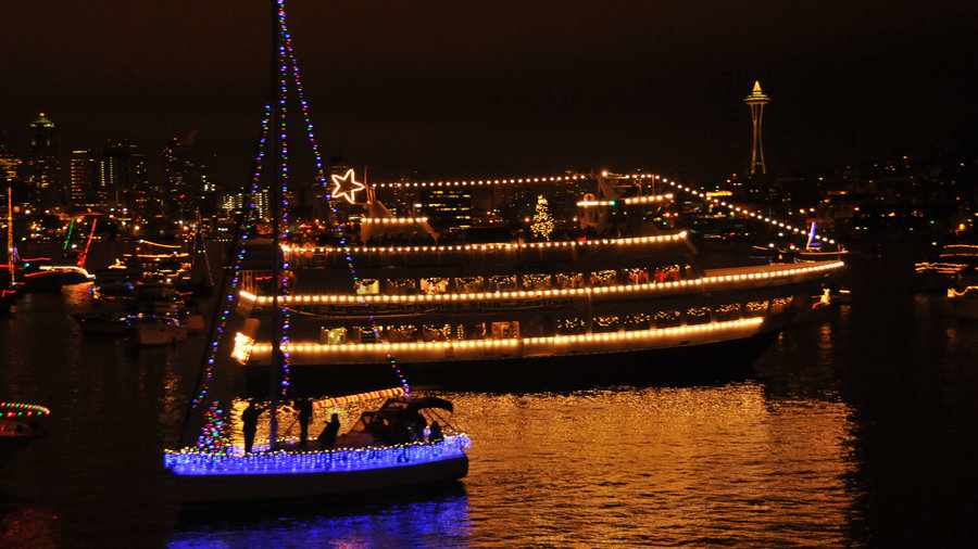 The Argosy Christmas Ship, a holiday tradition in Puget Sound