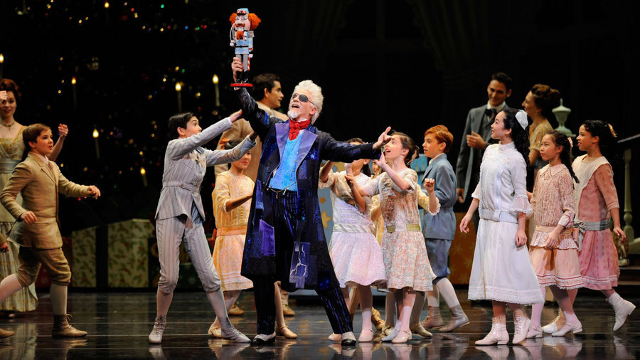 The Nutcracker production, a holiday tradition in San Francisco